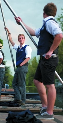 Punting Companies in Cambridge