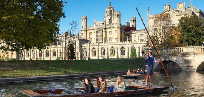 History of Cambridge Punting