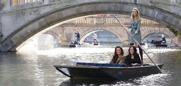 Punting Lessons on the College Backs