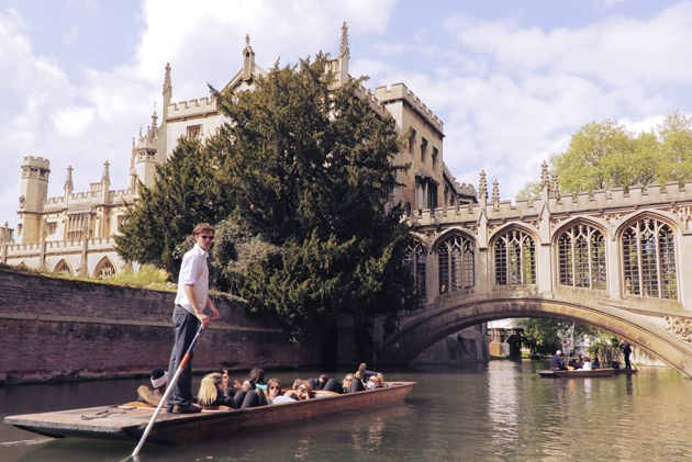 St John's College Bridge of Sighs, Cambridge